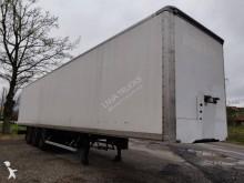 semiremorca furgon izolat Asca