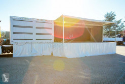 DAF PODIUM - STAGE - PROMOTION - TRAILER FOR RENT -