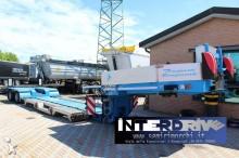 Bertoja semirimorchio carrellone culla vasca allungabile 2 assi semi-trailer