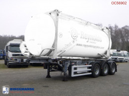 semirremolque SDC Container trailer 20-30 ft + pump