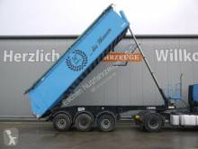 semi reboque Carnehl Auflieger, Lu/Li, BPW-Achsen