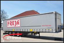 trailer Schmitz Schmitz S01, Hubdach, Code XL, Getränke VDI 2700
