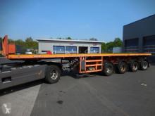 trailer platte bak Nooteboom
