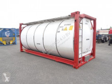semirimorchio Welfit Oddy 20FT Tankcontainer, 25.070L, UN-Portable T11