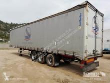 Montenegro Curtainsider Standard semi-trailer