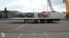 Jumbo flatbed semi-trailer