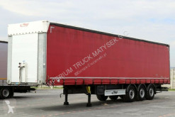 naczepa Fliegl CURTAINSIDER /STANDARD/ /LIFTED AXLE/ 6040 KG