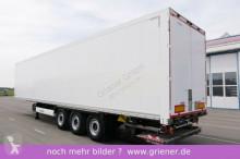 semiremorca Krone SD 27/ ISOLIERTER KOFFER DOPPELSTOCK LBW 2000 kg