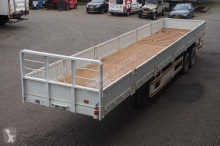 semi remorque nc Open met borden en twistlocks Full Steel/ 40ft, 30, 2x20, 20m