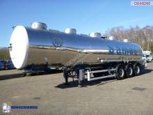 naczepa Magyar Chemical tank inox 33 m3 / 1 comp