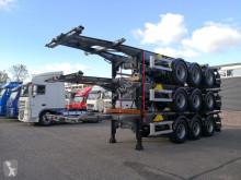 Van Hool A3C002 20FT 30FT TANK SWAP ADR NEW / UNUSED - 9 units available semi-trailer