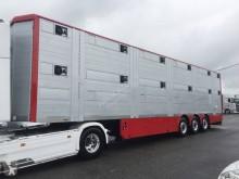 trailer Pezzaioli 2 étages - palettisable