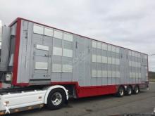 Pezzaioli 3 étages indépendants - 3 compartiments semi-trailer