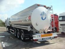 gebrauchter Auflieger Tankfahrzeug (Mineral-)Öle