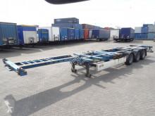 Krone 45FT HC, extendable (rear), BPW, MOT (APK) 27/11/2019, NL trailer semi-trailer