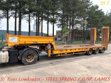 ACTM LOW-LOADER 55 TONS - STEEL SPRING / 3-ess PORTE CHAR 55 TONNES - SUSP. LAMES - RAMPES HYDR