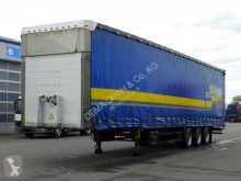 semi remorque Schmitz Cargobull S 01 S01*Edscha*SAF*TÜV*MEGA*