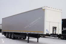semirremolque Berger - FIRANKA / MASA WŁASNA 4870 KG / XL / MULTI LOCK