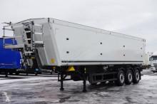 naczepa Schmitz Cargobull - WYWROTKA / 48 M3 / KLAPO-DRZWI / OŚ PODNOSZONA
