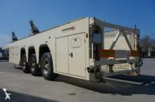 Faymonville concrete semi-trailer