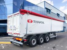Tisvol V=58m3 wersja wzmocniona / 6.000 kg - 1 szt odbiór / 5-lat gwar Auflieger