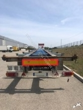 trailer containersysteem Titan