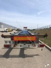 gebrauchter Auflieger Container
