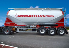 semirimorchio Ardor cementosilos 34/35/39 m3 pod specjalne zamówienie klienta