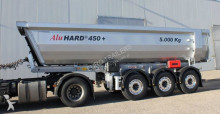 Rojo tipper semi-trailer