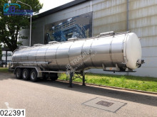 semi remorque Burg Chemie 37500 Liter, Holvrieka, Isolated tank, 1 Compartment