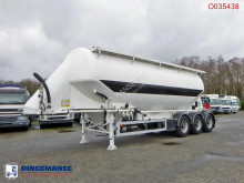 Feldbinder Powder tank alu 40 m3 / 1 comp semi-trailer