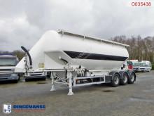 semi remorque Feldbinder Powder tank alu 40 m3 / 1 comp