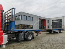Faymonville M&V - Teleskoptrailer / Nachlaufachse heavy equipment transport