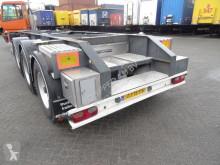 semirremolque Van Hool ADR-chassis, liftaxle, BPW, ALCOA, NL-chassis