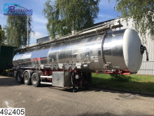 trailer Magyar Chemie 32341 Liter, Isolated tank, Pump, Disc brakes, Max 120c, 4 bar