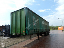 Renders Curtain / BPW axles semi-trailer