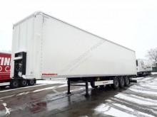 semirimorchio furgone Kässbohrer