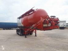 semiremorca cisternă transport pulverulent Briab