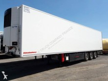 Kässbohrer refrigerated semi-trailer
