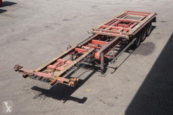 HFR Container chassis 3-assig/ 45ft/ multi semi-trailer