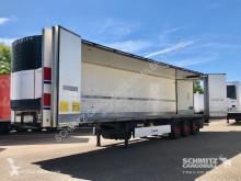 Krone Tiefkühler Standard Faltwandtür links semi-trailer