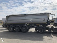 Wielton construction dump semi-trailer