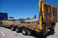 trailer Castera 3 Essieux avec 1 essieu auto vireur