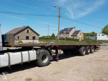 semi remorque Krone SDP-24 (BPW-axles / FOR SPARE PARTS)