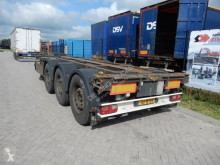 semiremorca Broshuis 3 ucc-39 / MB Disc / 2x extendable / 2x lift axle