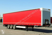 trailer Wielton CURTAINSIDER/STANDARD/LIFT ROOF AND AXLE/6160 KG