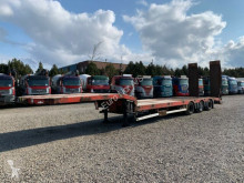 Nooteboom heavy equipment transport