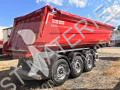 semi reboque Fruehauf OPTISTRONG BENNET TP ACIER OPTISTRONG