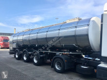 Burg BPO 13-30 RCZXX 34.000ltr milk milch food semi-trailer