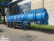 Clayton Chemie 23300 Liter, Max 50c, 7,5 bar semi-trailer